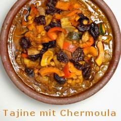 Gemüse-Tajine mit Chermoula